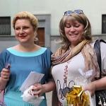 мама Насти Шухаевой и мама Ромика (и Андрея) Седых