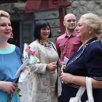 Ирина Шухаева и Покровские (Елена, Татьяна, Роман)