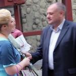 Ирина Шухаева и Андрей Петраков 20 лет спустя... (30 мая 2013 года)