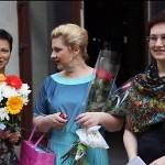 Александра Ульяненко, Ирина Шухаева, Ксения Дальнева