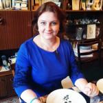 Ирина Шухаева. Март 2016