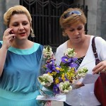 Ирина Шухаева и Юлия Никифорова. Творческий вечер Ирины Шухаевой. 30 мая 2013 года