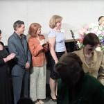 Участники творческого вечера Ирины Шухаевой 30 мая 2013 года