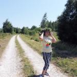 Ирина Шухаева. Узуново2014. Волшебный полдень.