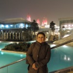 Ирина Шухаева. Баку. Март 2015