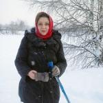 Ирина Шухаева. Дубна. Январь 2016