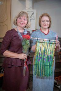 Ирина Шухаева и Надежда Стрелкова