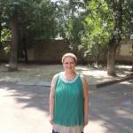 Ирина Шухаева. Июнь 2013.