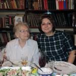 Ирина Шухаева с бабушкой