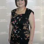 Ирина Шухаева на презентации. Апрель 2014