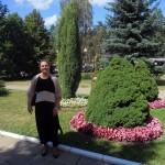 Ирина Шухаева. По служебным делам в поселке Жуковка