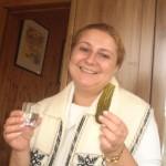 Ирина Шухаева в гостях у Инны Мень на даче