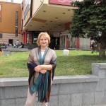 Ирина Шухаева. Прогулки по Москве, лето 2014