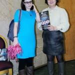 Ирина Шухаева с дочерью Анастасией. Весна 2014