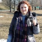 Ирина Шухаева. Село Тарутино. Март 2015