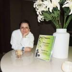 Ирина Шухаева в КепроСпа. Баку. Апрель 2015